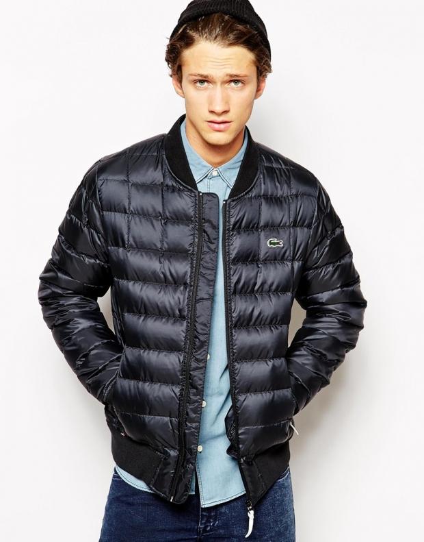 стёганные куртки мужские фото