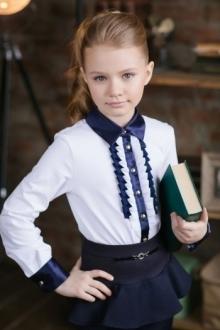Атласная Блузка Для Девочки Купить
