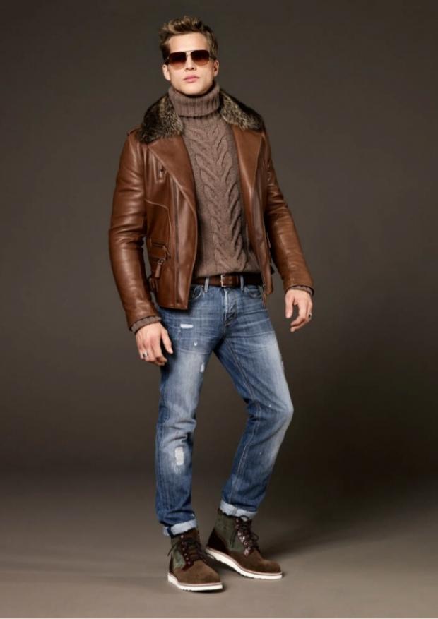 Мужская модаМужская куртка-бомбер: как выбрать и с чем носить