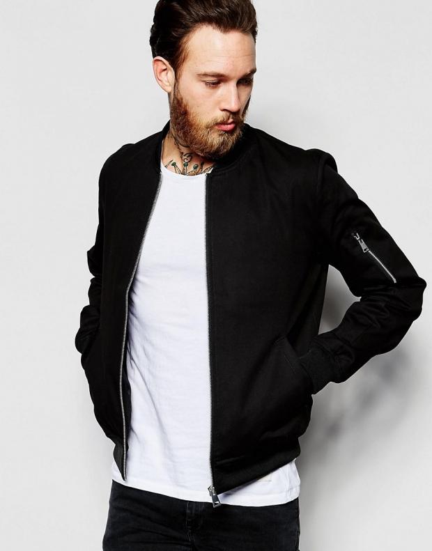 Мужская модаМужская куртка-бомбер: как выбрать и с чем носить в 2019 году