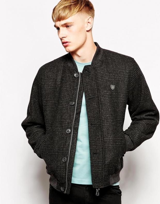 Мужская модаМужская куртка-бомбер: как выбрать и с чем носить картинки