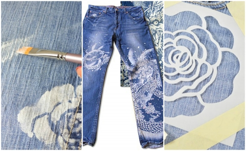 Фото мужских джинс с дыркой на попе, эро случаи на медосмотре