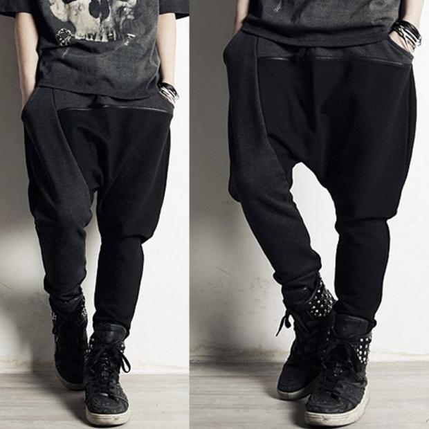 7f32218a Как и с чем носить мужские брюки-галифе и афгани: фото