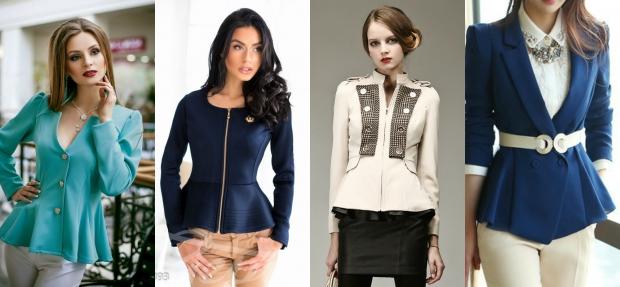 Модные советыЧем отличаются пиджак, жакет и блейзер. Правила ношения изоражения
