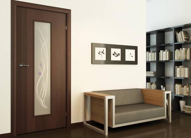 Все двери в квартире должны быть одного цвета