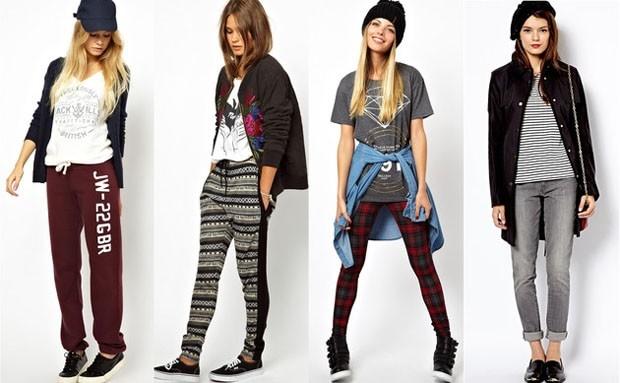 Модные  для девочки подростка