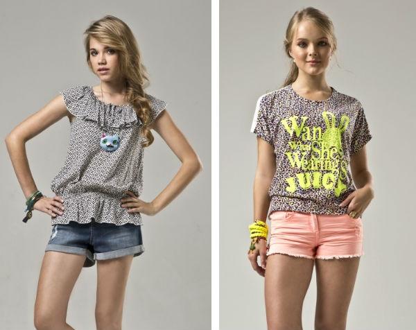 Модная верхняя одежда для подростков девочек
