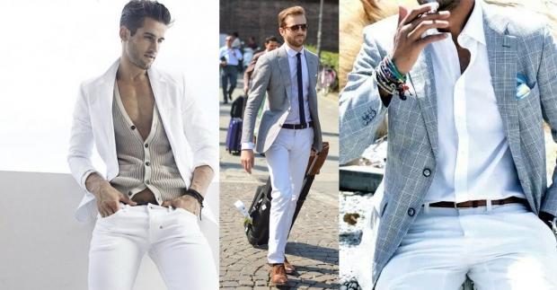 Итак, модные тренды мужской моды весна – лето 2017. 90f5c7d2015