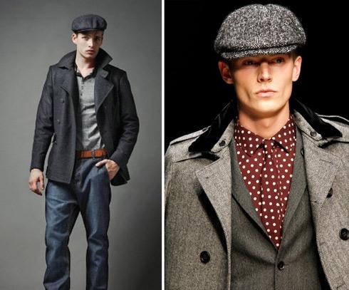С чем носят кепки мужские фото