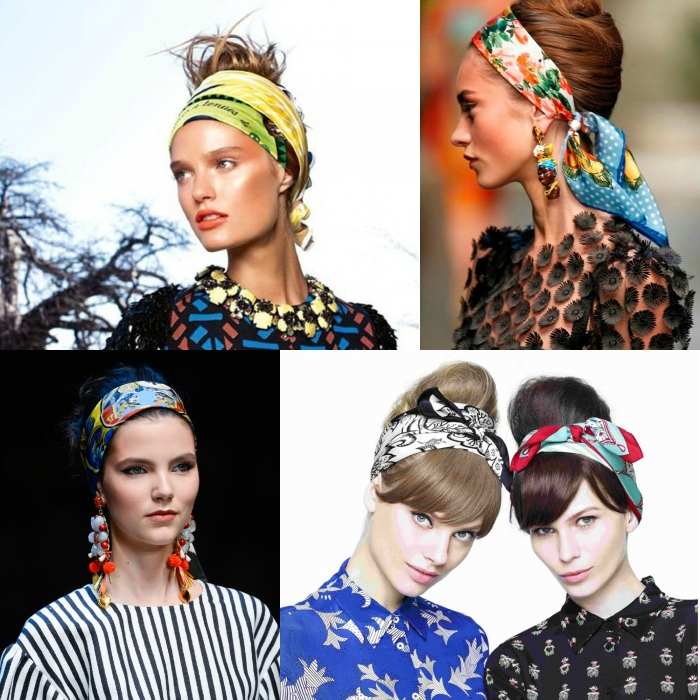 можно ли носить платок на голове
