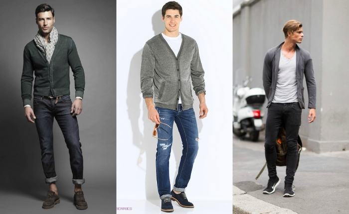 Джинсовая брюки и с чем его носят