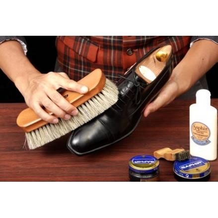 a31aa3302 Как ухаживать за кожаной обувью: фото