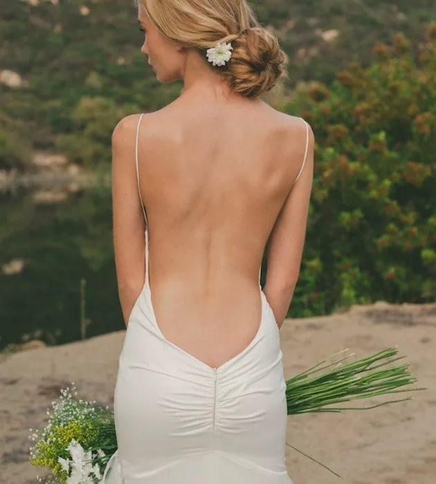 Фото платье с завышенной линией талии 4