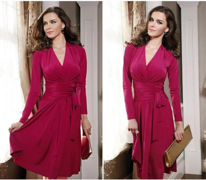 Платье Халат С Запахом Купить В Интернет Магазине