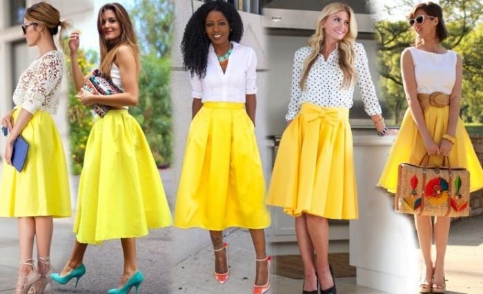Как выбрать материал на юбку