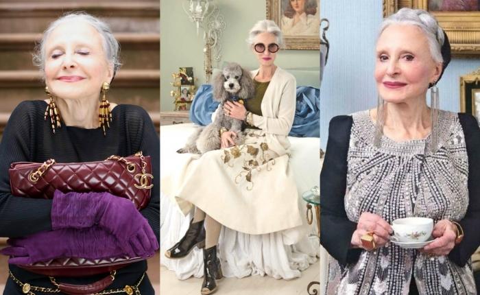 как одеваться после 60 лет женщине фото