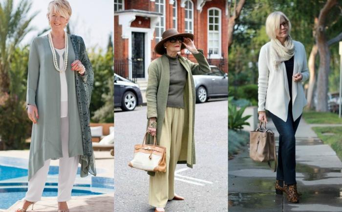 Как быть элегантной в 50 лет