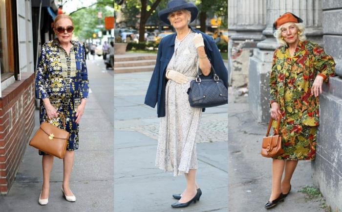 Как одеваться стильно, когда уже бабушка