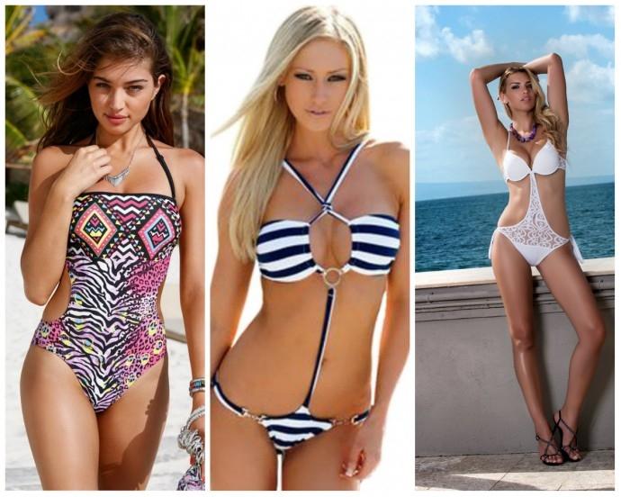 adce6902e32f Дизайнеры предложили большой выбор модных купальников для предстоящего  лета. Все модели выглядят очаровательно и притягивают взгляд.