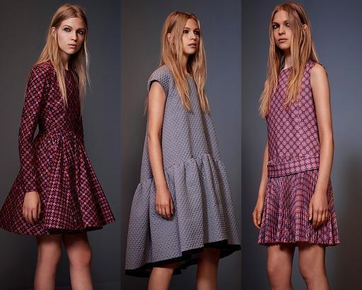 Подростковые модели платьев