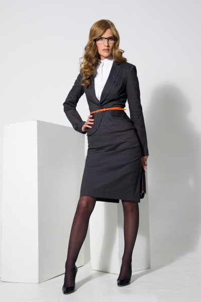 Самая красивая и сексуальная офисная одежда