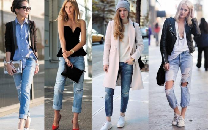 408efec2822eb27 Подбирать необходимую модель требуется с учётом фактуры, цвета и фасона.  Какие модные джинсы осень-зима 2017-2018 будут в тренде в новом холодном  сезоне?