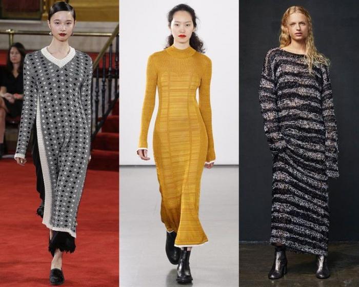 77c5005e376f938 ... практичные ежедневные платья, а также стильные офисные модели. Какие же  новинки представили известные кутюрье в осенних и зимних коллекциях?