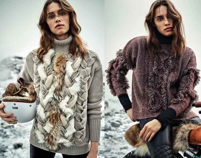 9693d5bd5ad4 Какие Модные джемперы, свитера, кофты, водолазки приготовил новый осенне- зимний сезон 2017-2018?