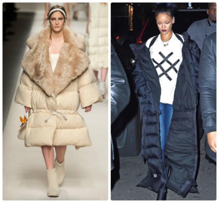 какие куртки сейчас в моде 2018