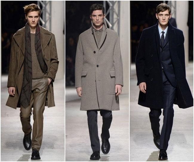 5c2d58f944de В классическом крое присутствует характерный для данного стиля лаконизм.  Пальто отлично сидит на мужской фигуре и делает своего владельца стройнее и  ...