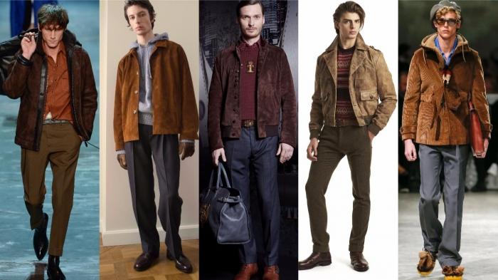 970a0ea47ff Классическую модель куртки можно носить с джемпером или рубашкой. Вещь  удачно впишется в любой образ и наделит своего хозяина особыми чертами  истинного ...