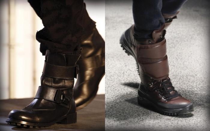 11041deaa Значение достаточной устойчивости придаст подростку обувь на толстой  тракторной подошве.