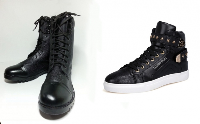 Ведущие дизайнеры изо всех сил разнообразили мужскую вообще и подростковую  в частности, модную обувь, сделав ее в наступающем сезоне осень-зима  2017-2018 ... fb0a60c961c
