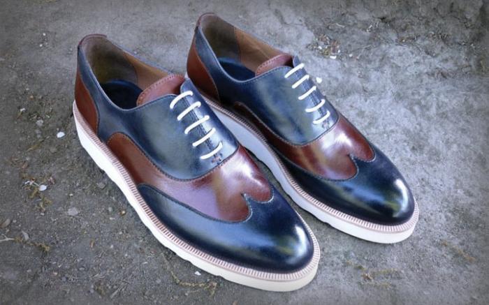 27987ae84 ... которые визуально напоминают обувь для бега или тренировок в спортивном  зале. В наступающем сезоне эти модели будут представлены в нубуке, ...