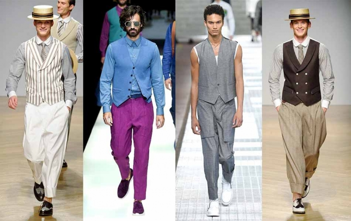 Мужчина лето мода 2018 фото