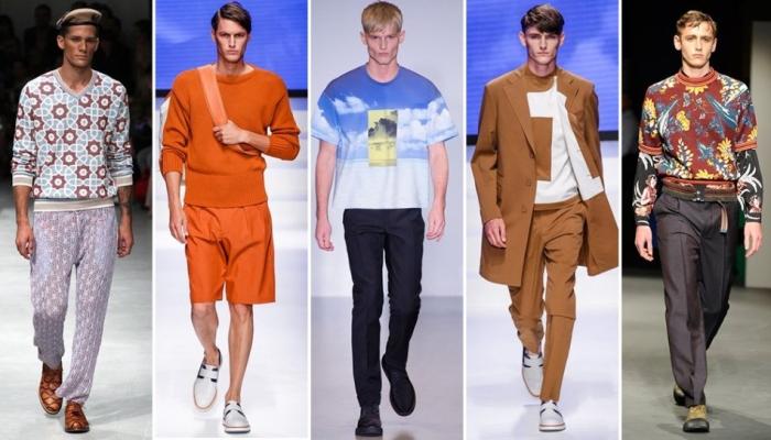 Мода для парней 2018 фото