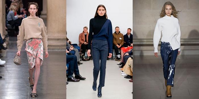 Мода и трендыМодные джемперы, свитеры, кофты, водолазки весна-лето 2019 рекомендации