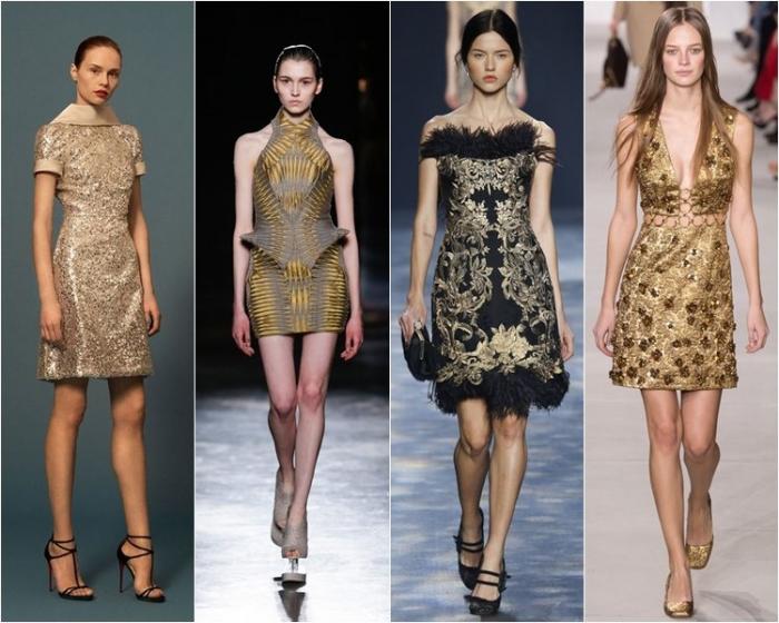 Для создания таких вариаций платьев дизайнеры использовали полупрозрачные  ткани, которые хорошо держат форму. b193401cf52