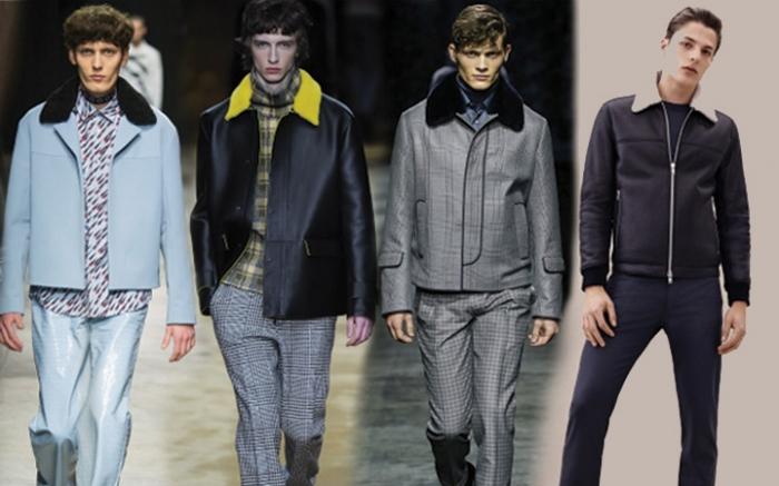 3e47c239780 Модные мужские куртки осень-зима 2018-2019  фото
