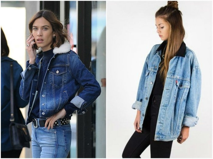 7c12ad719a9 Модные женские джинсовые куртки весна-лето 2019  фото