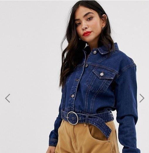 чем отличается джинсовая куртка женская от мужской