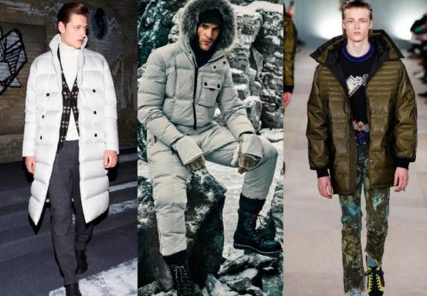 Модные мужские куртки осень-зима 2017-2018 фото | 431x621