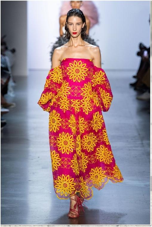 Модные сарафаны весна-лето 2020