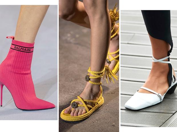 Какая обувь будет модной летом 2021
