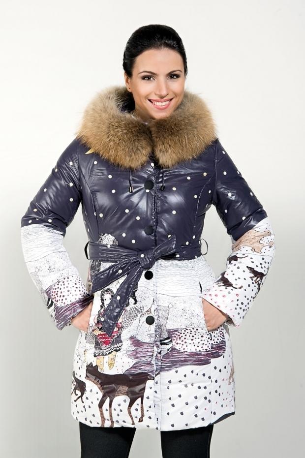 куртки зимние женские фото 2016