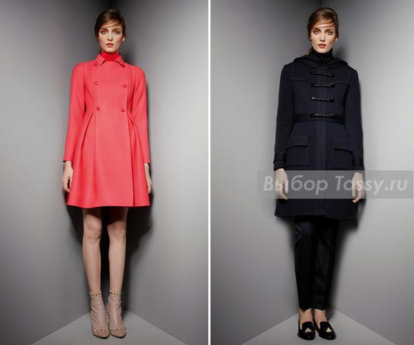 Пальто от Valentino