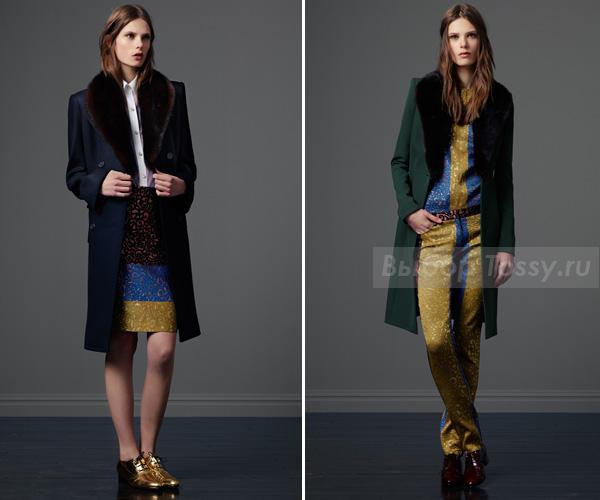 Пальто от Derek Lam