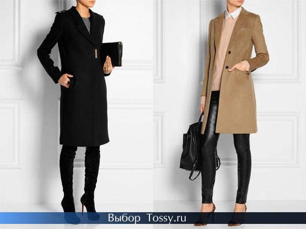 Стильные модели зимнего пальто