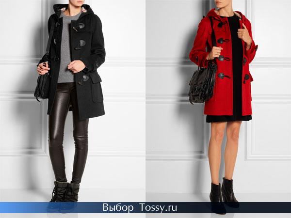 Кашемировое пальто от Burbеrry Prorsum