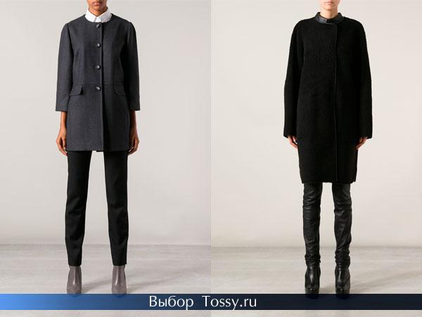 Оригинальные модели зимнего пальто